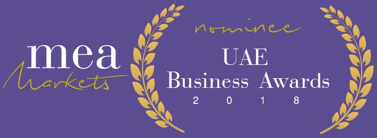 Franchise Arabia has been nominated for the prestigious '2018 UAE